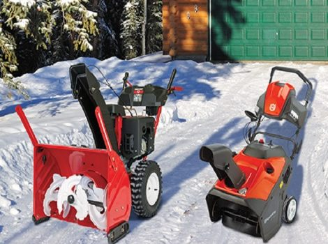 How To Choose Snow Blower