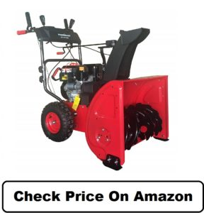 PowerSmart 2-Stage Gas Snow Blower with Power Assist