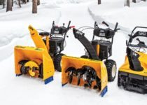 Different Stage Snow Blower