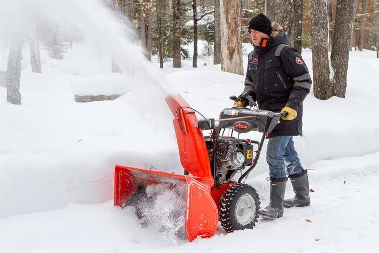 How to Pick a Perfect Snow Blower