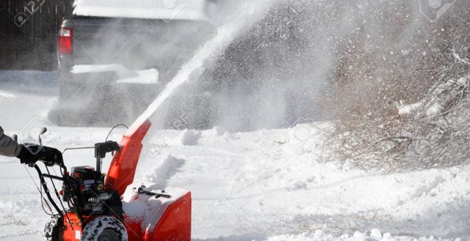 How Snow Blowers Works